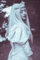 The White Queen V by Michela-Riva