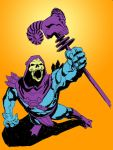 Skeletor by scottygod