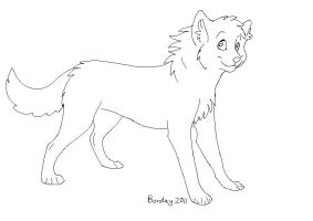 some more lineart by Bonday