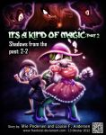 Its a kind of magic part 2 SECOND PART by lu-raziel