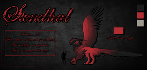Reference sheet - Stendhal by Lycandra