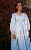 Wedding Dress Angled by Fash2point0