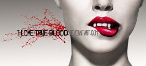 I Love True Blood Cover by PowlaM