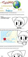 French language meme. by BangieCreatorGirl