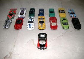 1:43 Collection by angelneo107