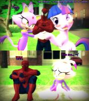 Spiderman's new model by ErichGrooms3