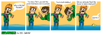 EWCOMIC No. 155 - Water by eddsworld