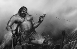 Norse Giant by brooksart