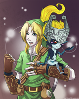 Twilight Princess by KrazyD