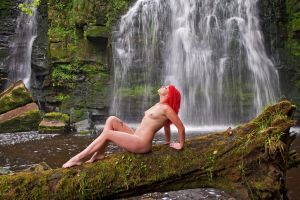 Waterfall by RusselD