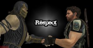 Respect to Chris Fans by Wesker500