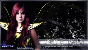 Dulce maria by MayconDSS
