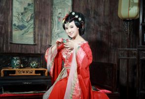 China's ancient clothing_53 by 0oxo0