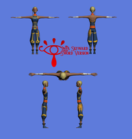 Impa 3d Model by Dosiguales