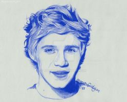 Niall Horan by ludvigsen