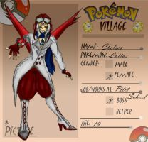 Poke-Village App : Latias. by MissSilverfish