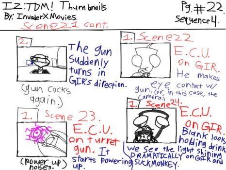 IZ:TDM! Thumbnails 04-22 (part 4) by InvaderXMovies