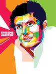 Giacomo Agostini in wpap by dhe-art