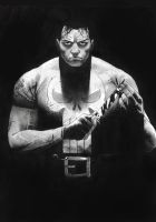 Punisher by ArminOzdic