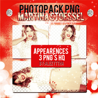 Martina Stoessel#1 - Pack PNG by PhotopacksAndMore