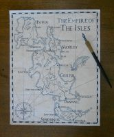 The Empire of the Isles by Panthaleon