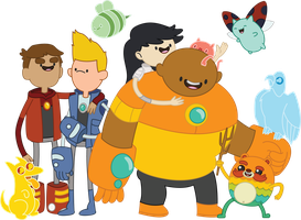 Braaaaavest Warriors :D by Sindorman
