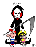 DD#8: The Grim adventures of Billy and Mandy by jonathan07151