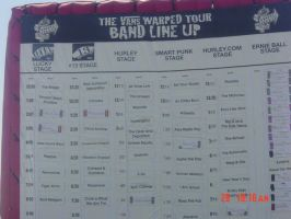 Warped Tour '07 by thorofchaos