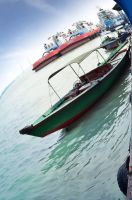 View Of Port Musi Boat by irmans20