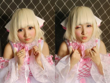 Chii Cosplay by clera02