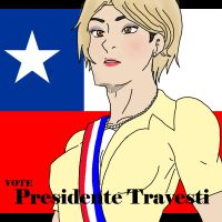 Presidente Travesti by Irumi69