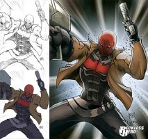 Red Hood (2014) by RecklessHero