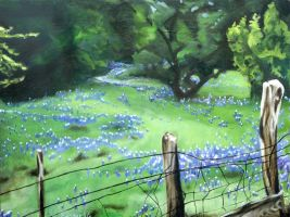 Blue Bells by SundayPrism