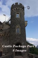 Castle Package 2 by bookscorpion