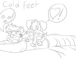 Cold Feet by Lu-1