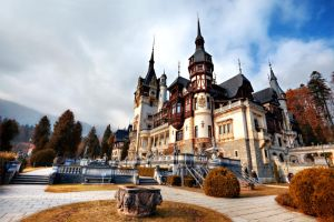 Peles Castle II by PortraitOfaLife