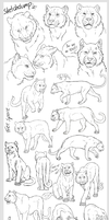 Sketchdump - 8.6.2011 by Mikaley