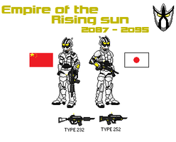 Empire of the Rising Sun Troopers by Luckymarine577