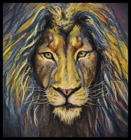lion by morawless