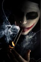 Smoker Joker by KaZyHa