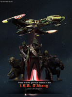 Crew of the I.K.S. G'Akang by FBOMBheart