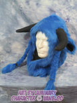 Custom Hat Commission by Luminary - VanBlod! by OurMassHysteria