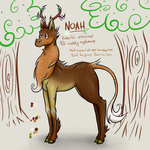 Rob's mount NOAH by star-poke