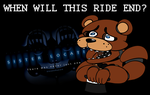 When will this ride end? by Mil-The-Windmill