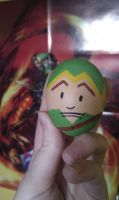 The Legend of Egg by SexiestMechanic