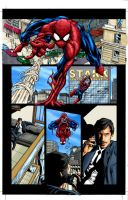 spiderman by logicfun