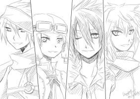 hot man rune factory 1 - 3 by Lavypoo