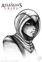 Altair - Assassin's Creed by Icarus-Skollsun