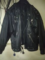 My leather Jacket by VergilPL
