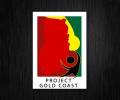 PROJECT GOLD COAST LOGO by truthdondie